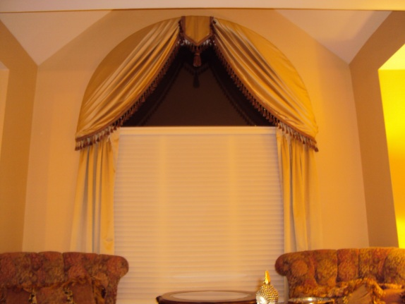Discount Curtains Valances amp Window Treatments  Swags Galore