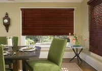 Country Woods Genuine Wood Venetian Blinds with Literise